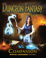 Dungeon Fantasy Companion