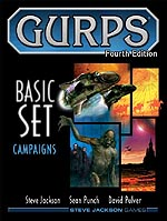 GURPS Basic – Cover